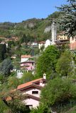 Italian village Stock Photography