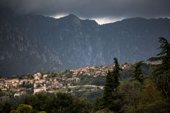 Italian village Royalty Free Stock Image