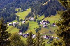 Italian village Royalty Free Stock Photos