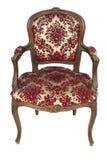 Italian vintage armchair Stock Photos