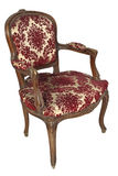 Italian vintage armchair Royalty Free Stock Photography