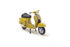 Italian vintage scooter Stock Photography