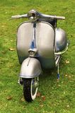 Italian vintage scooter Royalty Free Stock Photo