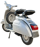 Italian vintage scooter Stock Image