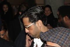 Italian VIP paparazzi Fabrizio Corona Royalty Free Stock Photos