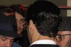 Italian VIP paparazzi Fabrizio Corona Stock Images
