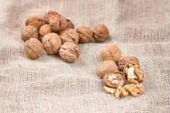 Italian Walnuts Royalty Free Stock Image