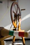 Italian weaving Stock Photography