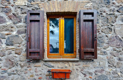 Italian Window Stock Images
