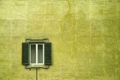 Italian Window Stock Image