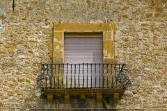 Italian Window Royalty Free Stock Images