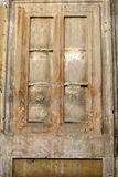 Italian window walled Stock Photos