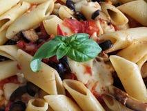 Italiana ζυμαρικών Στοκ Εικόνες
