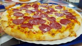 Italiana de la pizza Imágenes de archivo libres de regalías