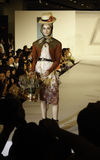 Italiana van Accademia werkt f.fashion samen Royalty-vrije Stock Foto's