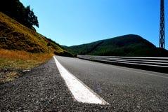 italianastrada Arkivfoton