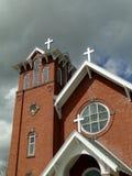 1912年Italianate样式教会 库存照片