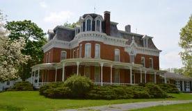 Italianate Mansion Royalty Free Stock Image