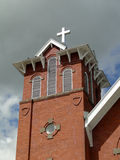 1912 Italianate stylu kościół Zdjęcia Stock