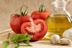 Italiano食物 免版税库存图片