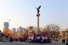 ¼ italiano ŒChina do styleï de Tianjin Fotos de Stock