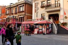 ¼ italiano ŒChina do styleï de Tianjin Fotografia de Stock