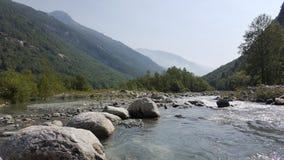 Italiano Alpes Fotografia de Stock Royalty Free