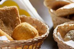 Italiano Arancini Imagem de Stock