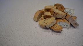 Italiano Biscotti do clássico! fotografia de stock