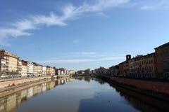 Italiano de la reflexión Imagenes de archivo