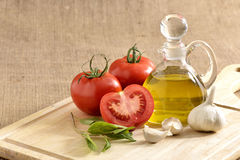 Italiano Foods Royalty Free Stock Images