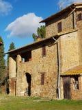 Italiano-Landhaus lizenzfreies stockbild