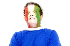 Italiano triste Imagen de archivo