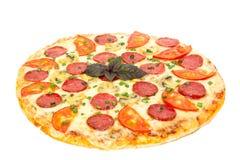italianopizza Fotografering för Bildbyråer
