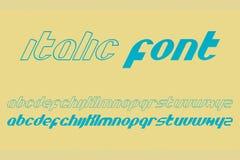 Italic performance Stock Photos