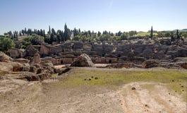 Italica Kolosseum Stockbilder