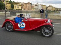Italy, Florence, the Millemiglia race