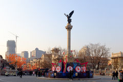 ¼ italien ŒChina de styleï de Tianjin Photos stock