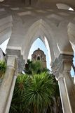 Italien Amalfi kust Arkivbild