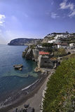 ITALIEN, Campania, Ischiainsel, S.Angelo Stockfotos