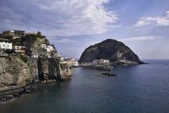 ITALIEN, Campania, Ischiainsel, S.Angelo, Stockfoto