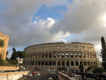 Italien Colloseum  Serie 7 Stock Images