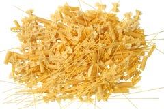 Italien de nourriture de pâtes de l'Italie image stock