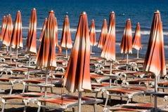 Italien de plage Photo libre de droits