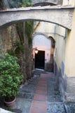 Italien de ruelle Photographie stock