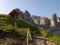 Italien - Dolomiti Stockfoto
