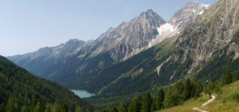 Italien - Dolomiti Lizenzfreie Stockfotografie