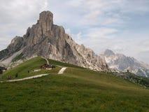 Italien - Dolomiti Lizenzfreies Stockfoto