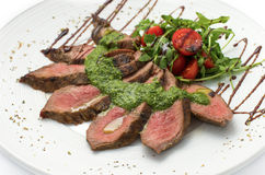 ¾ italien du ‡ Ð du ‡ Ñ du ¿ Ð°Ñ de КарРde cuisine de Carpaccio Images stock