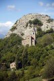 Italien, Emilia Romagna, Appennino-Berg Stockbild